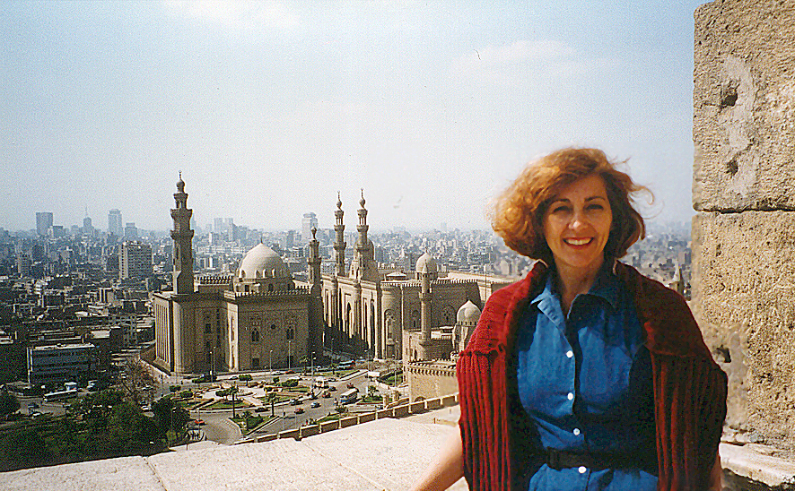 Egypt - knk Mohammed Ali Mosque